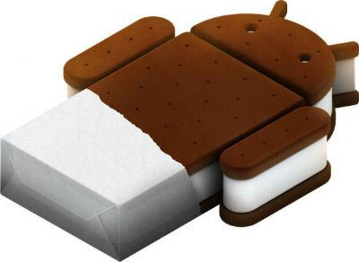 Android ice cream sandwich al Google I/O 2011