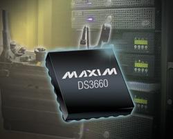 DS3660, security manager fornisce una protezione superiore dei dati a prescindere dalla fonte di alimentazione