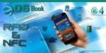 EOS-Book @4 con RFID e NFC