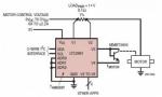 LTC2991 Protezione e regolazione del motore