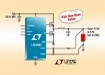 LTC3867, controllore DC/DC step-down sincrono con controllo non lineare