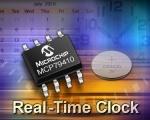 Cronometro elettronico basato sull'RTCC I2C MCP79410