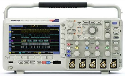 Oscilloscopio digitale Tektronix MSO2024