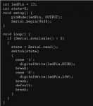 Arduino e il PHP tramite Ubuntu LAMP