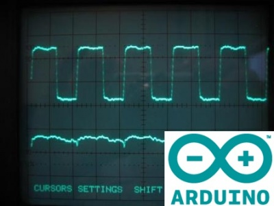 PWM-Output-Voltage con arduino