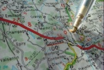 GPS tracking satellitare di flotte