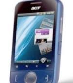 BeTouch E110 smartphone economico di Acer