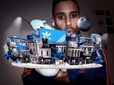 Adidas e il mondo della realtà aumentata