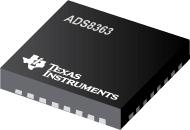Tre nuovi convertitori A/D da Texas Instruments: ADS8363 - ADS7263 - ADS7223