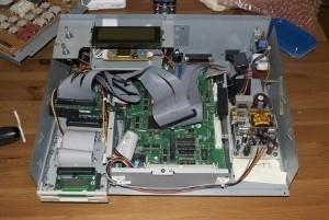 Aggiungere Compact Flash ad un vecchio sequencer