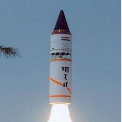 Agni III, missile nucleare indiano a lungo raggio