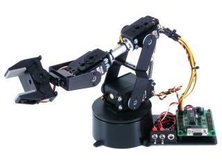 AL5A & scacchi - il robot diventa il tuo avversario