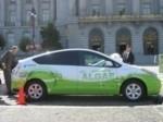 Auto potenziata alle alghe