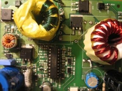 Progetto di un Convertitore 2Transistor Forward