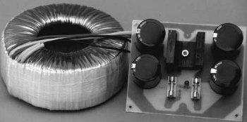 Alimentatore Mosfet 220 watt