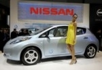 Nissan, auto elettriche, leaf