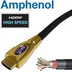 Cavi Amphenol HDMI 1.4