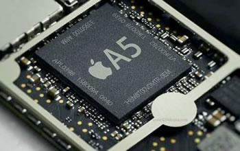 La maggiore novità dell'iPad2 è il processore Apple A5