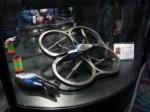 Ar Drone, il modellino di elicottero controllato con iPhone