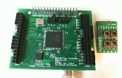 Arduino implementata sull'FPGA