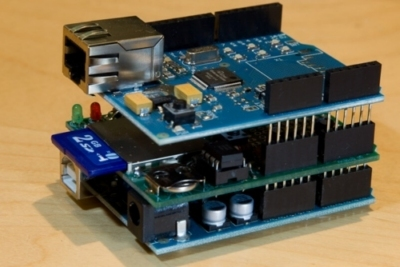 Arduino web server