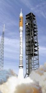velivolo aerospaziale NASA su cui sarà installato il sofware Wind River