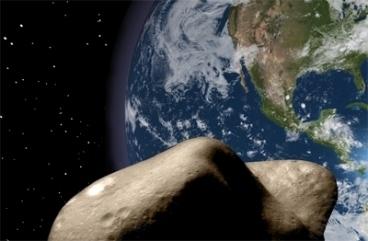 atterragio su asteroide