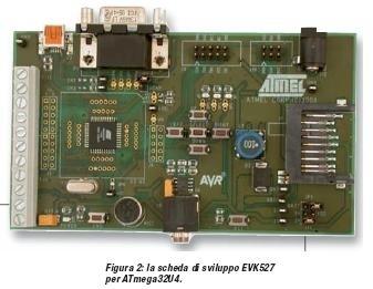 Caricabatteria USB conATmega
