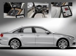 Audi A6, WiFi in movimento