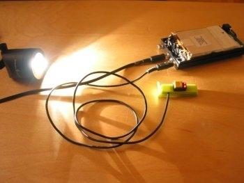 AVR Light controller per le luci della bici