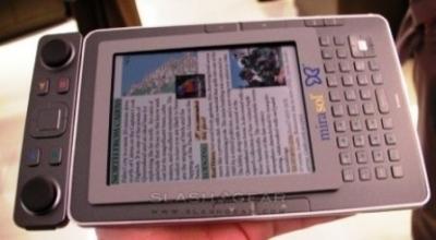 e-reader con schermo a colori