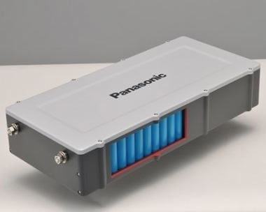 batteria domestica Panasonic