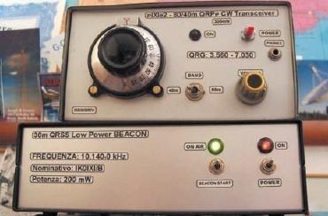 BEACON QRSS3
