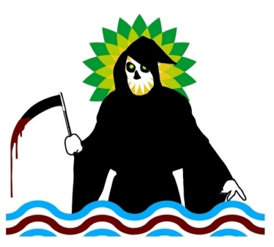 GreenPeace BP logo