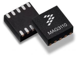 La bussola elettronica è più piccola e più precisa grazie al nuovo magnetometro con sensori magnetici
