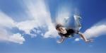 Cadere: altezza, velocità,accelerazione