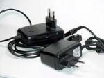 Caricabatterie universale con LM317 e 2N3055 - schema elettrico