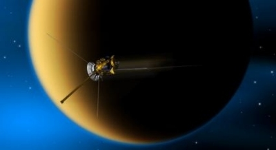 La sonda Cassini ottiene informazioni su Titano