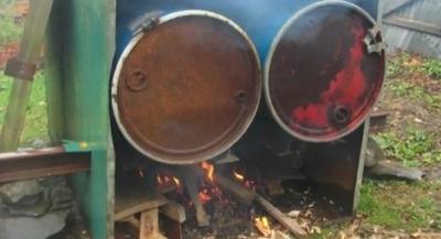 i nostri esperimenti con biochar