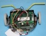 cdbot robot PIC16F877A  rfid