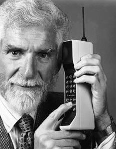 la storia del telefono cellulare