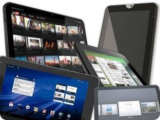 I nuovi tablet sono stati i veri protagonisti della fiera CES 2011 a Las Vegas
