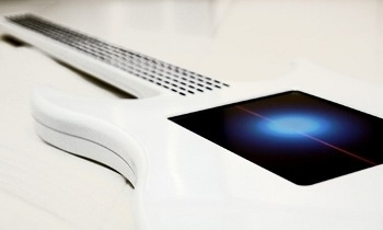 Touch screen: chitarra digitale basata su linux
