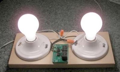 Controllo dei dispositivi AC dal computer
