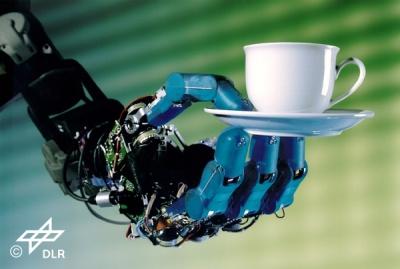 Mano Robotica Dexmart con FPGA