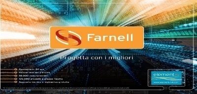 Catalogo interattivo da Farnell