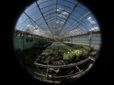 lente fisheye DIY