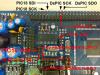 La connessione USB e FLEX board