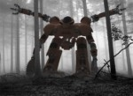 Forest Fire Clear Cut Robot - Il robot boscaiolo