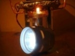 Generatore termoelettrico  DIY